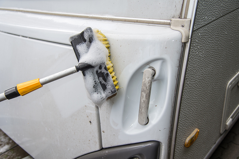 Caravan Cleaning Services in Basildon Essex